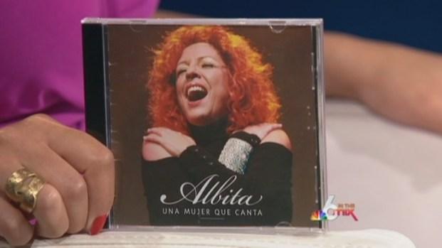 [MI] Albita Talks New Album, Mother's Day Concert