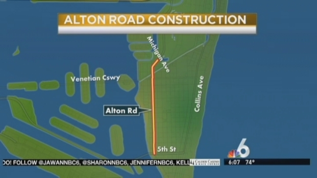 [MI] Alton Road Construction to Begin Monday