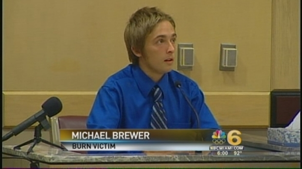 "[MI] Michael Brewer at Burning Trial: ""I Felt Like I Was Going To Die"""