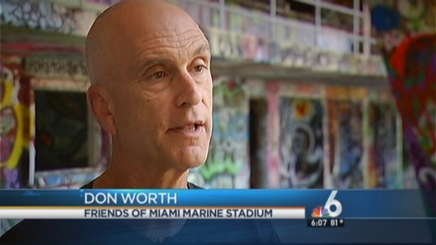 [MI] A Look at Miami Marine Stadium As Restoration Campaign Continues