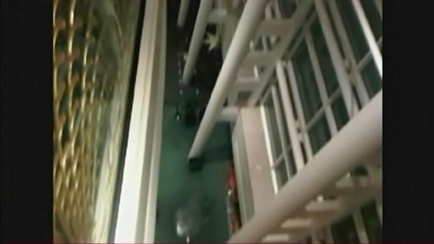 [MI] Arsht Center Flooding