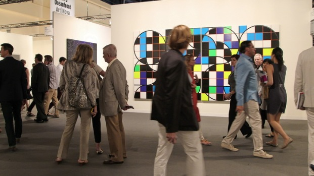 Inside Art Basel Miami Beach