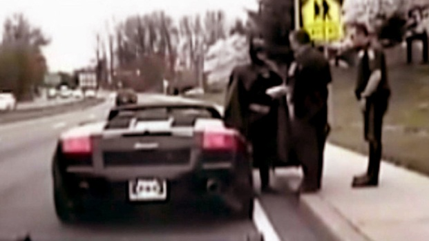[NATL] From the Archives: Officer's Batman Encounter