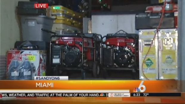 [MI] Miami Fire Rescue to Help With Sandy's Destruction