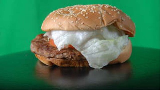 [PHOTOS]Fast Food Ads vs. Fast Food Reality