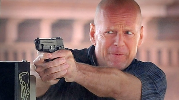 [AP] Bruce Willis on Gun Control