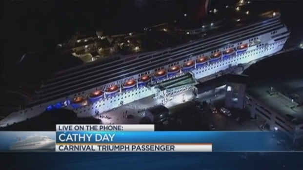 [MI] Passenger Aboard Carnival Triumph Recalls 'Miserable' Conditions