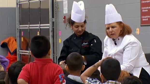[DFW] White House Chefs to Help With School Lunches