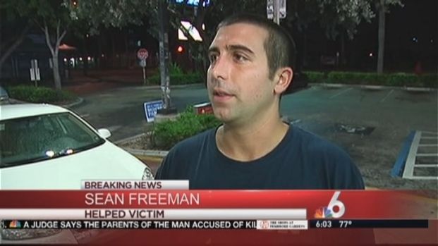 [MI] Man Stripped Naked and Shot By Armed Robbers in Miami