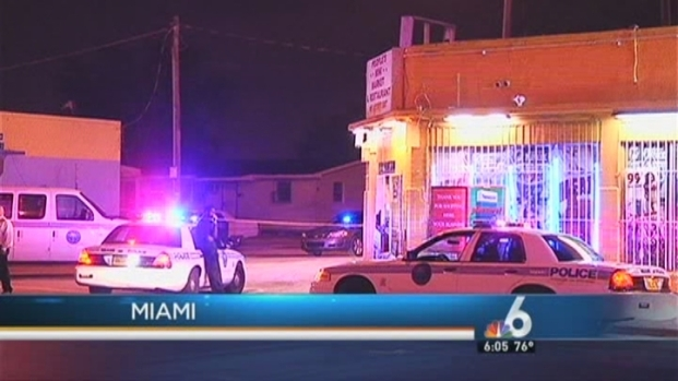 [MI] Miami Clerk Shot During Robbery