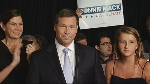[MI] Connie Mack's Victory Speech on Election Night
