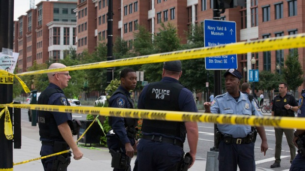 [DC] Navy Yard Shooting: Early Report