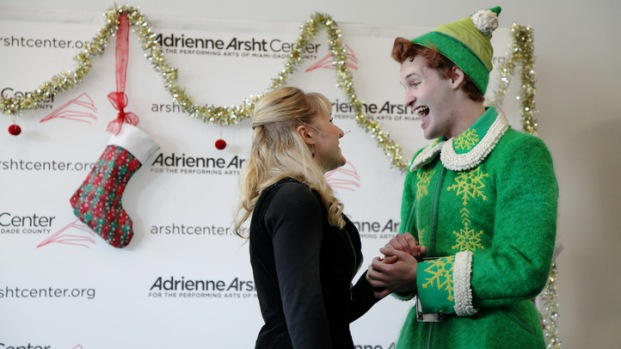 Holiday Cheer With Buddy the Elf at the Adrienne Arsht Center