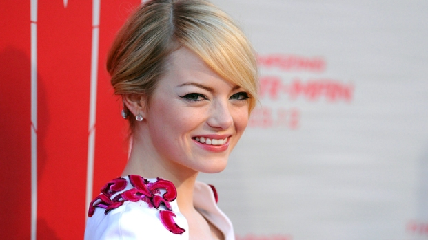 "[NBCAH] Emma Stone: ""I'm Ready to Sleep for a Year"""