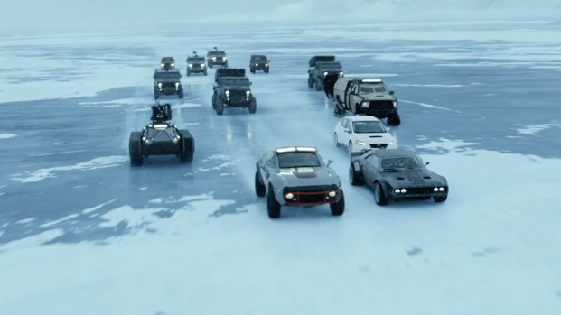 [NATL] 'The Fate of the Furious' Trailer