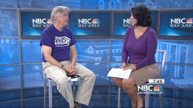[BAY] Alzheimer's Association's Bill Fisher on Fighting the Disease