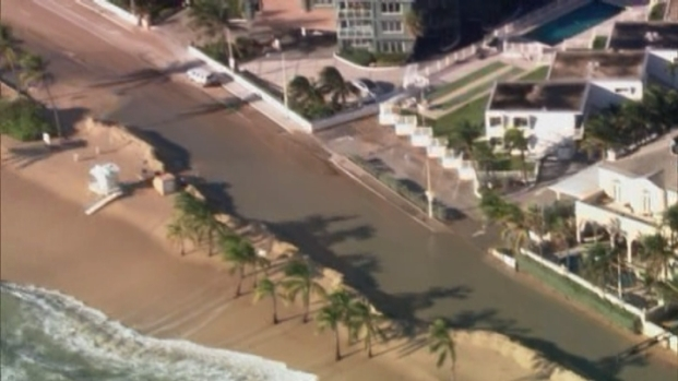[MI] RAW VIDEO: Flooding Monday in Fort Lauderdale