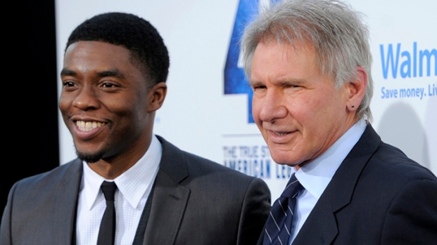 "[NBCAH] Harrison Ford Talks White House Screening of ""42"""