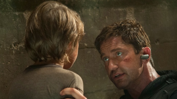 "[NBCAH] Gerard Butler on ""Olympus Has Fallen"""