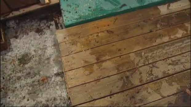 [MI] Heavy Rain Leaves Miami Beach Flooded