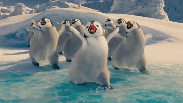 """[NATL] """"Happy Feet 2"""""""