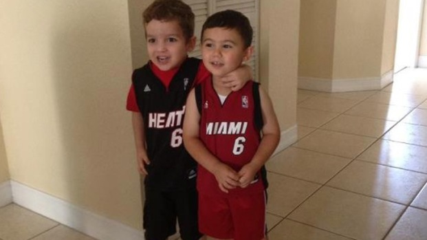 Miami Heat Fans Ready for the Game