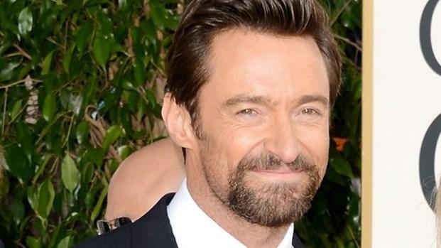 [NBCAH]  Hugh Jackman Talks Singing Marathons & Russell Crowe Parties