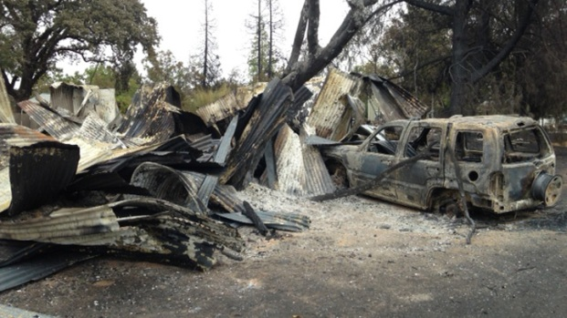 Wildfires Continue to Ravage Drought-Stricken California