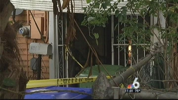[MI] Elderly Man Killed in House Fire in Miami