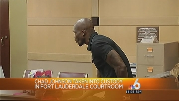 [MI] Chad Johnson Ordered Back to Jail for Probation Violation