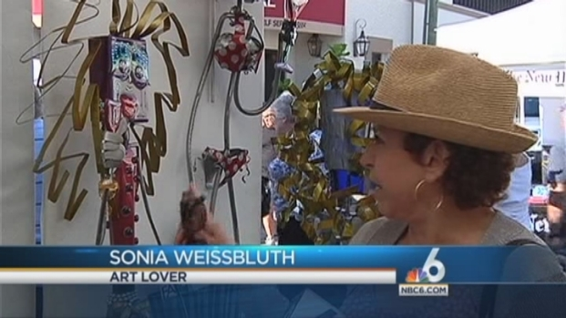 [MI] Las Olas Art Fair Features Throngs of Artists