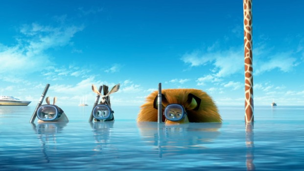 "[NATL] ""Madagascar 3"""