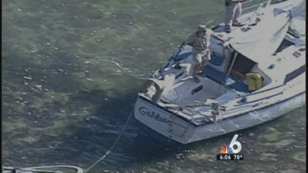[MI] Coast Guard Crews Search for Missing Man off Elliot Key