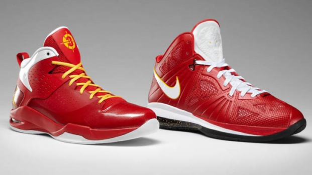 Wade and LeBron's New NBA Finals Shoes