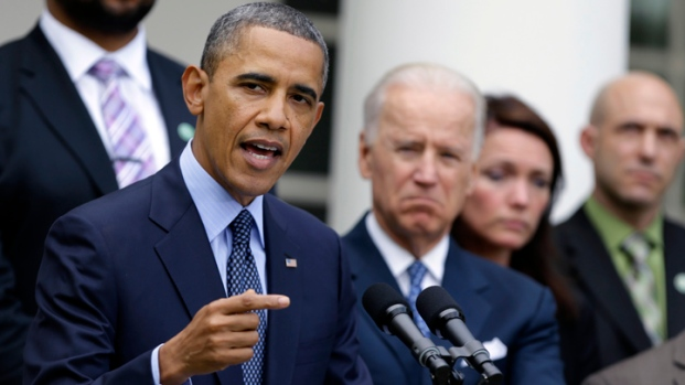 [NEWSC] Obama Slams Lawmakers on Gun Control Vote
