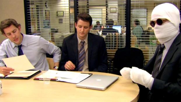 """[NATL] """"The Office"""" Season Finale"""