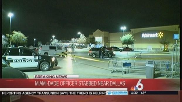 [MI] Manhunt in Texas After Prisoner Stabs Miami-Dade Officer