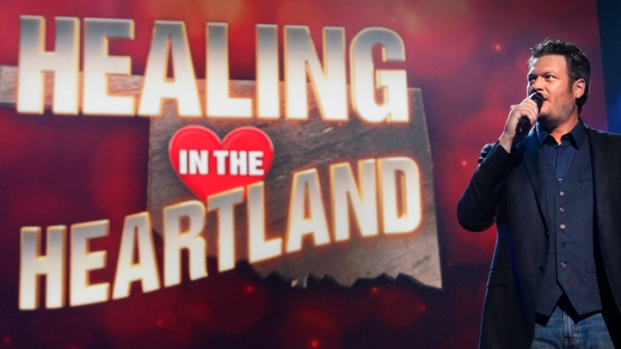 [NATL] Healing in the Heartland: Stars Perform for Okla. Tornado Relief