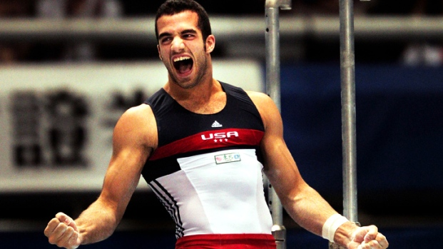 [NATL] Olympic Hopeful Danell Leyva Shares His Story