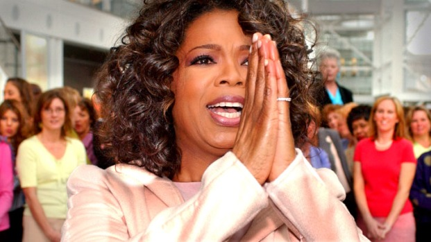 [NATL] Oprah's Fans Say Goodbye