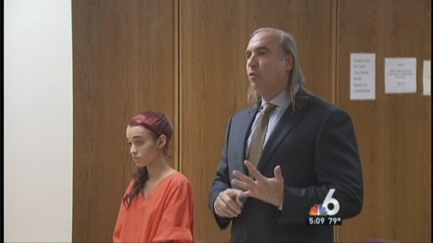 [MI] Penelope Soto, Woman Who Flipped Off Judge, Apologizes