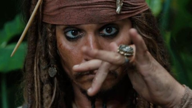"[NATL] ""Pirates of the Caribbean: On Stranger Tides"""