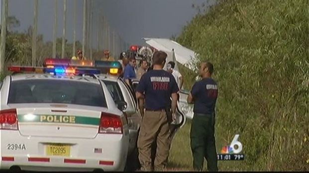 [MI] Plane Makes Emergency Landing in Southwest Miami-Dade