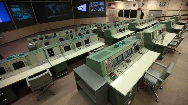 [NATL-DFW]Photos: Inside NASA's Mission Control in Houston