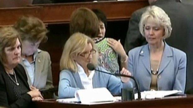 [DFW]House Debates Texas Abortion Bill