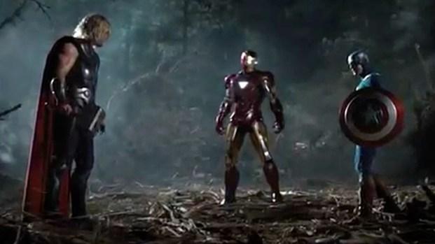 """[NATL] """"The Avengers"""""""