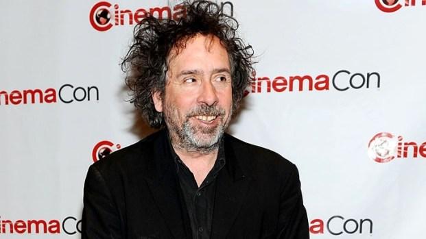 "[NBCAH] Tim Burton Excited for ""Frankenweenie"" and ""Dark Shadows"""