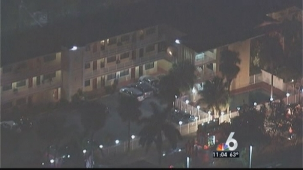 [MI] Fort Lauderdale Motel Evacuated By Fire, 1 Injured