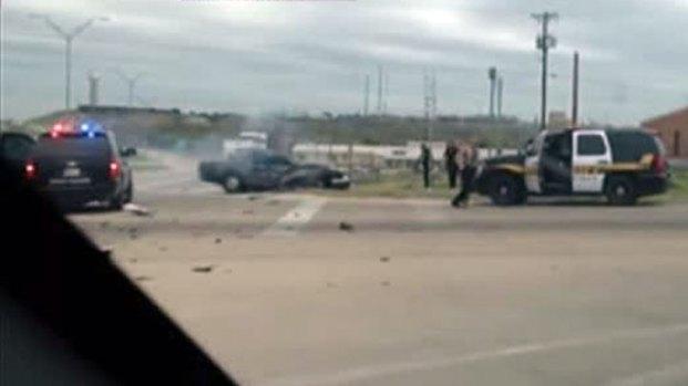 [DFW] NBC 5 Viewer Captures Decatur Shootout on Camera