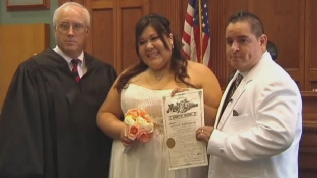 [DFW] 12-12-12 Brings Wedding Rush to Justices of the Peace